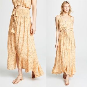Tiare Hawaii Dakota Maxi Skirt Love Spell Creme